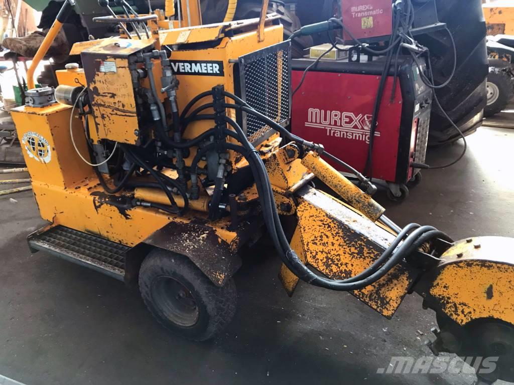 Vermeer SC410 Stump grinder Frezarka do pni