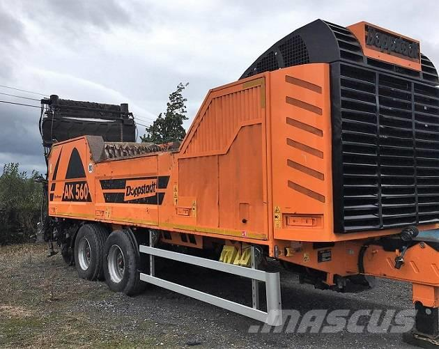 Doppstadt AK 560 Eco-Power