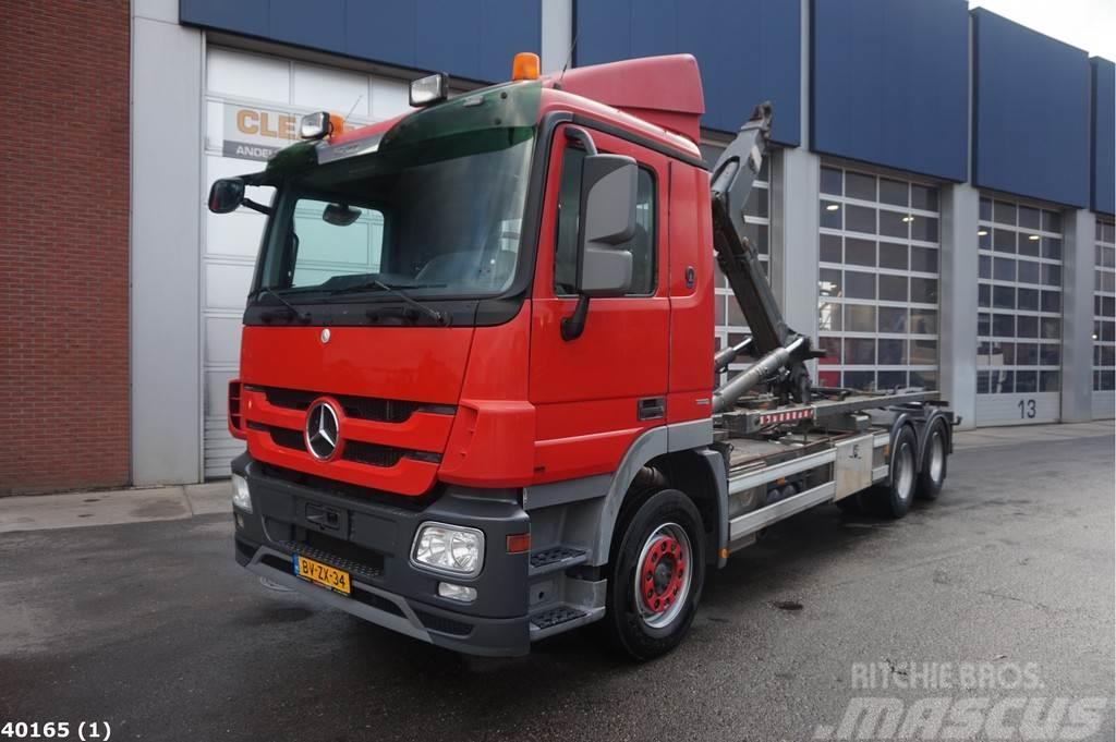 Mercedes-Benz ACTROS 2644 6x4