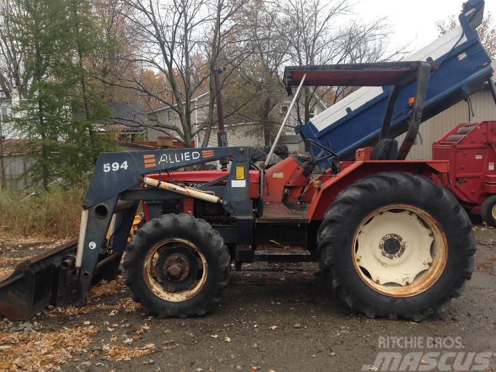 Zetor 7745 - 4WD