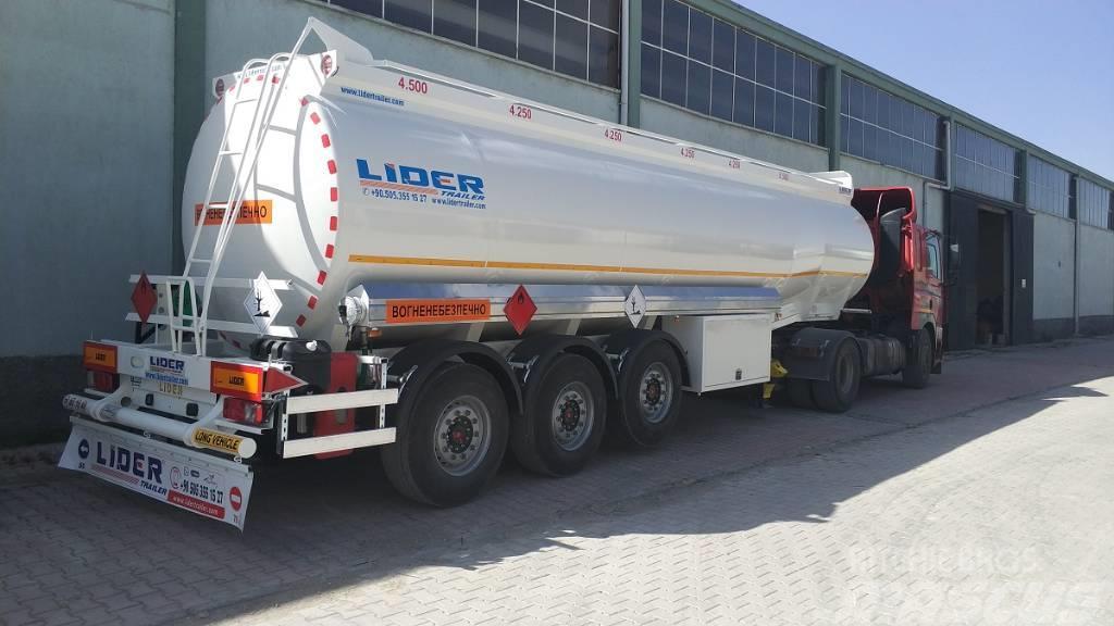 Lider Tanker semi trailers
