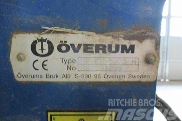 Överum EX VÄXELPLOG 5 SKÄR, 2006, Växelplogar