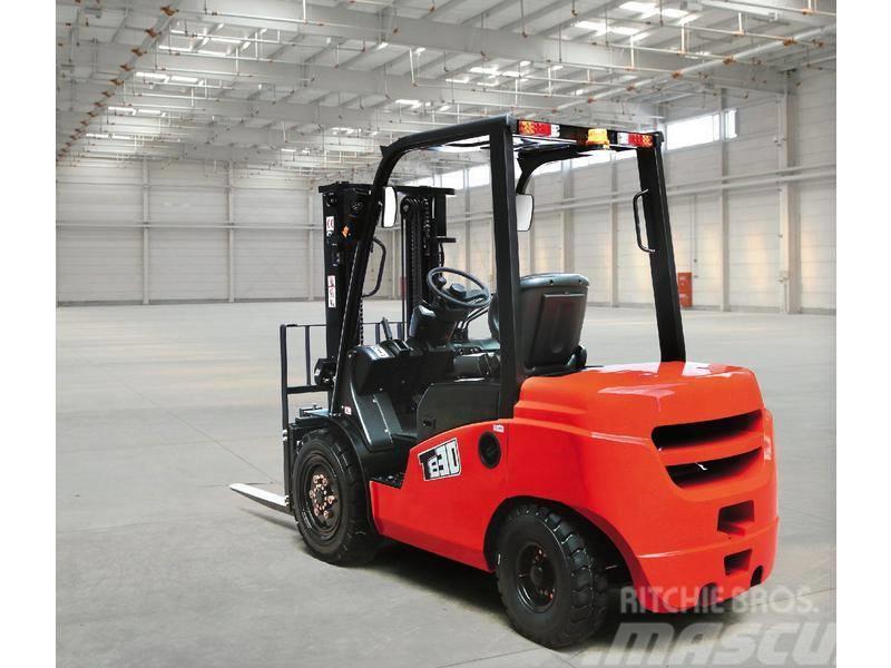 NCT 8FDO30-S4S*12V*60AH*New forklift truck