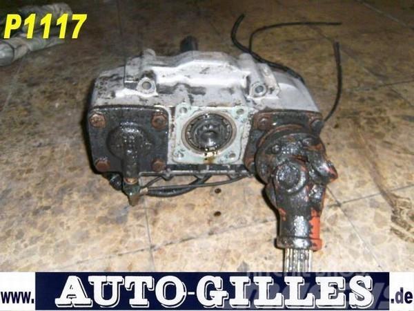 Man Nebenantrieb für ZF 16 S 151-181-221