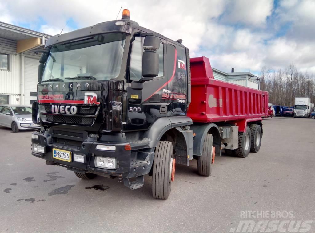 Iveco Trakker 8x4