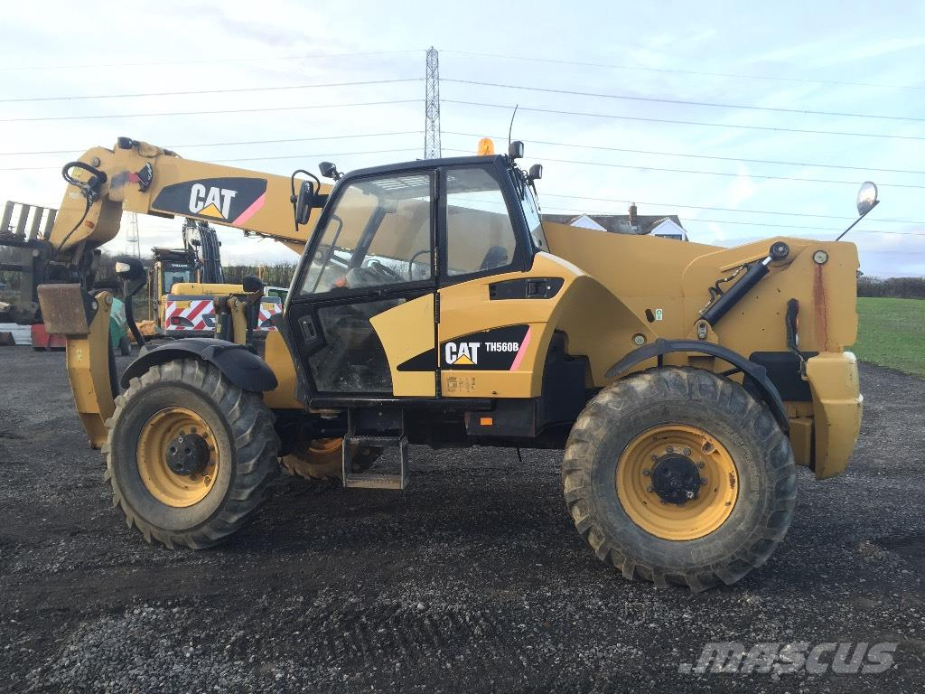Caterpillar TH 560 B