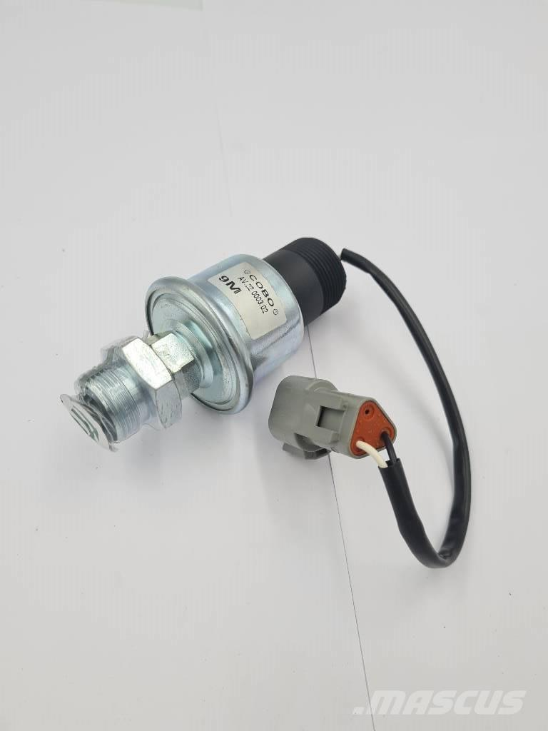 McCormick XTX 165 air presure sensor 6501711M91