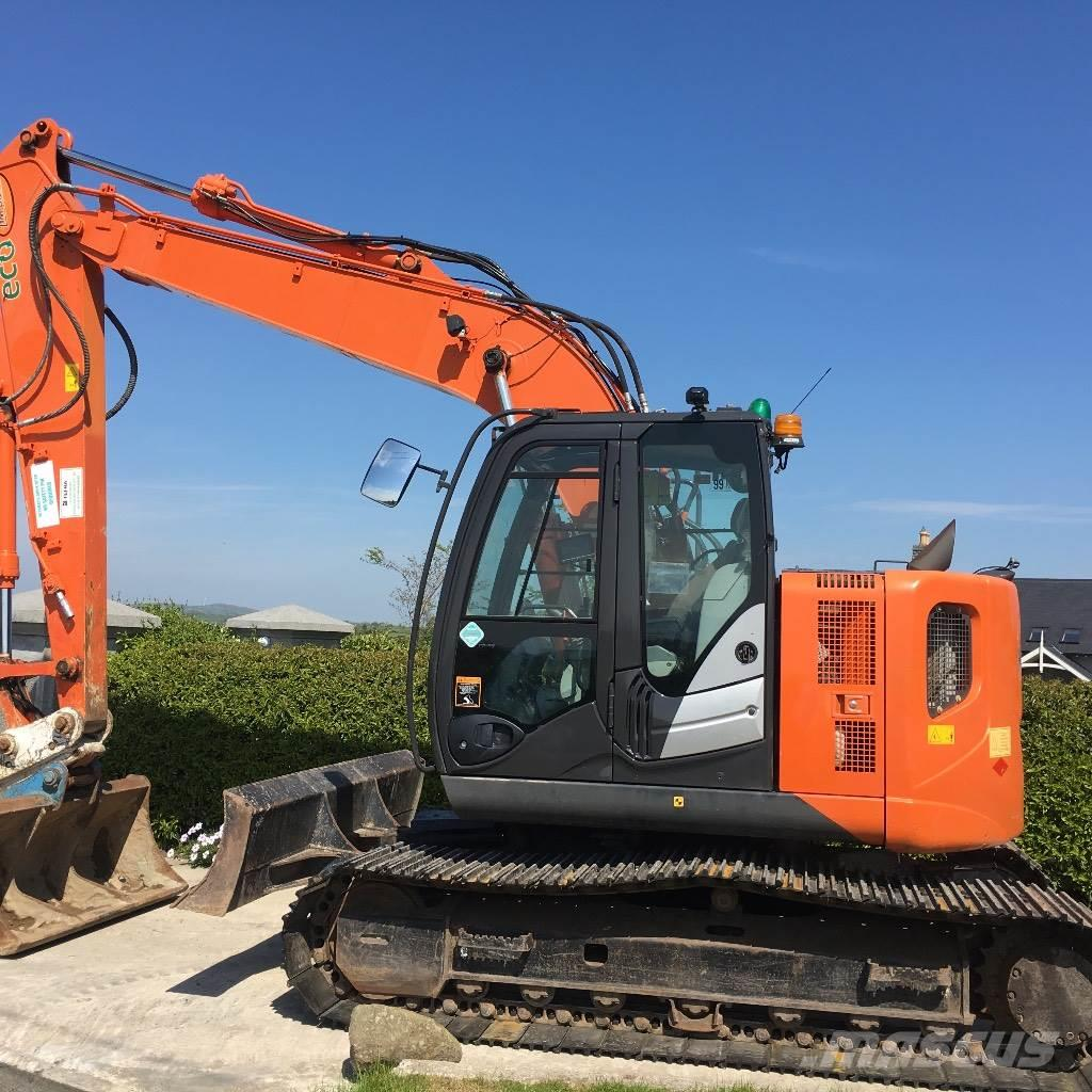 Hitachi ZX 135 US 5-B