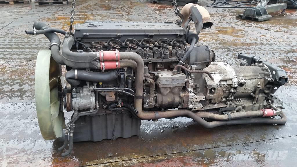 Mercedes benz om 906 la engines year of manufacture for Used mercedes benz engine