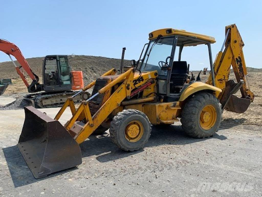 JCB 214 SII Extend-A-Hoe