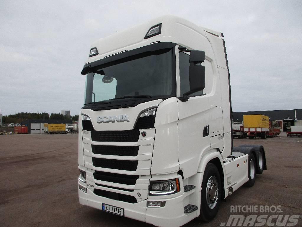 Scania S580 Topline - Leie slik? Ta kontakt!!!