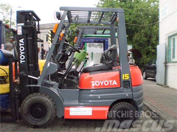 Toyota 6FGL15