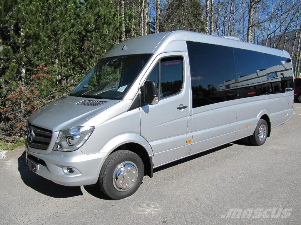 mercedes benz sprinter 519 cdi occasion ann e d 39 immatriculation 2018 autocar mercedes benz. Black Bedroom Furniture Sets. Home Design Ideas
