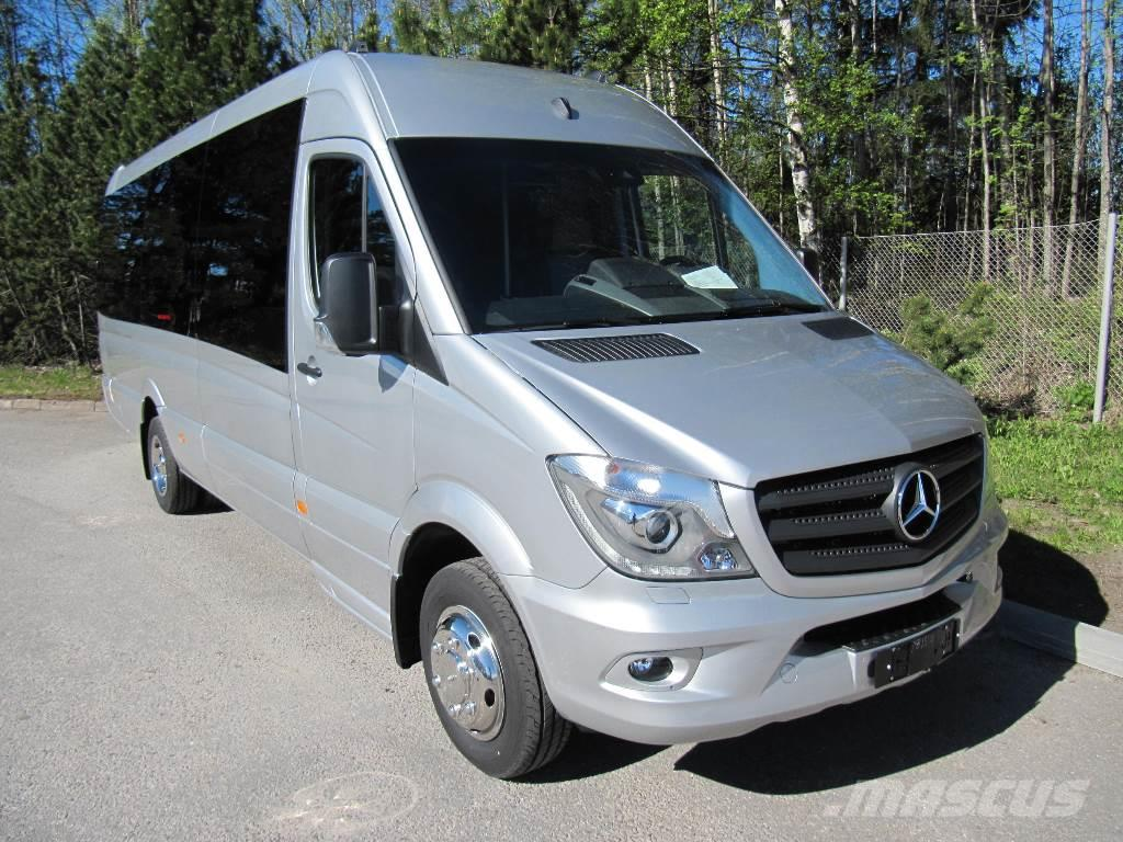 mercedes benz sprinter 519 cdi baujahr 2018 reisebusse. Black Bedroom Furniture Sets. Home Design Ideas