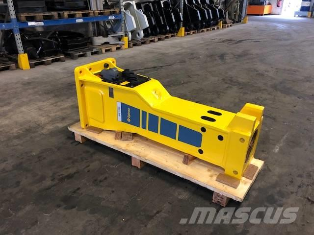 Used Atlas Copco Epiroc MB 1200 DUST #AbLager#Neu hammers