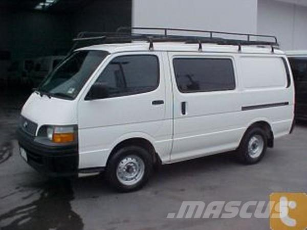 Used Toyota Hiace Rzh103r Panel Vans Year 2000 Price