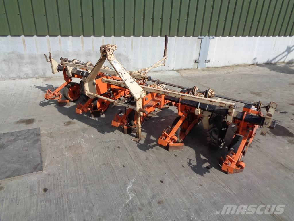 Stanhay S981 5 Row Beet Drill