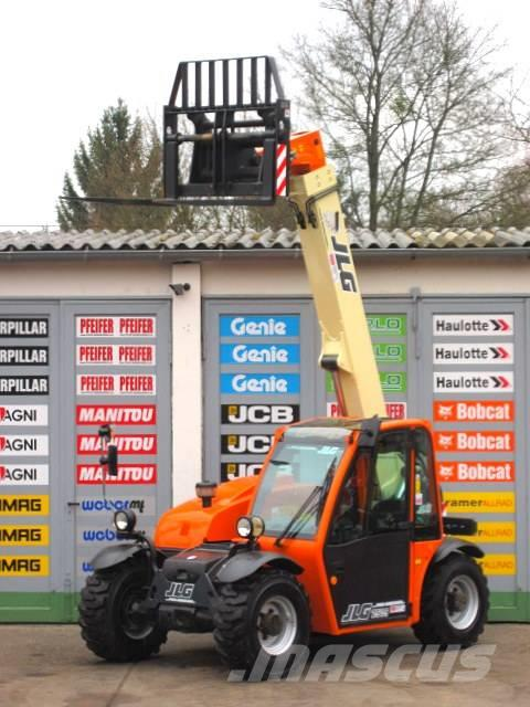 JLG JLG 2505 TURBO ** 4x4x4 / 6m / 2.5t ** vgl TH255