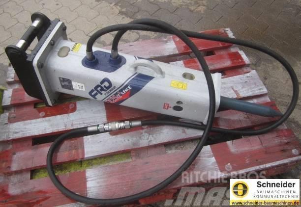 Furukawa FX25-2S Hydraulik-Abbruchhammer mit MS01 SWL