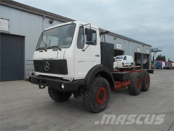 used mercedes benz sk 2026 steel suspension 6x6 tractor units year 1986 price 12 529 for. Black Bedroom Furniture Sets. Home Design Ideas