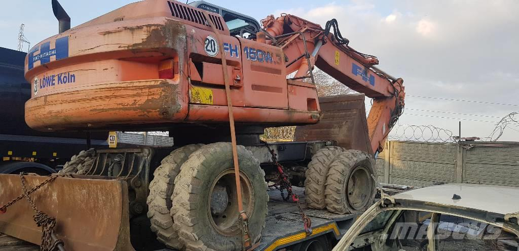 Fiat-Hitachi FH 150 3 W TEILE FOR PARTS NA CZESCI