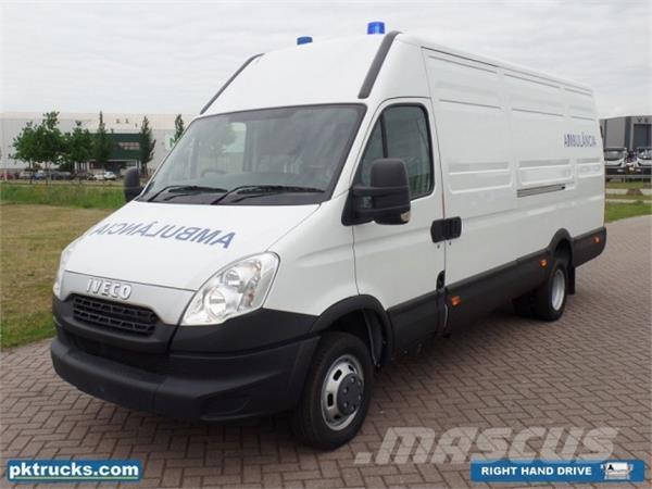 Iveco Daily 50C15V, 2014, Ambulanser