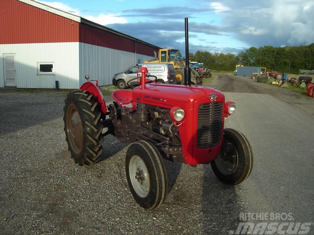 Massey Ferguson 35 - 3 cyl  Diesel
