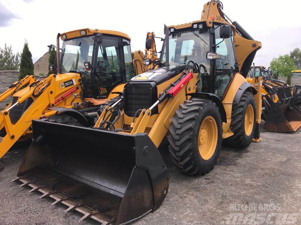 Caterpillar 444 E 4x4