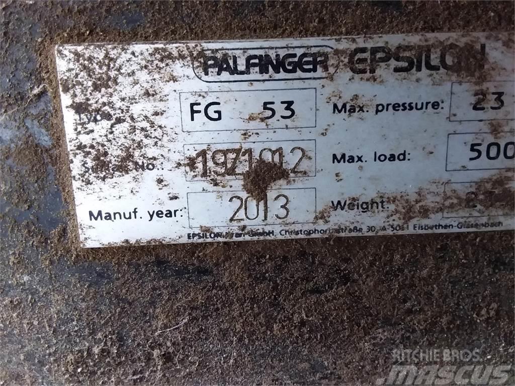 Rottne F18 Demonteras