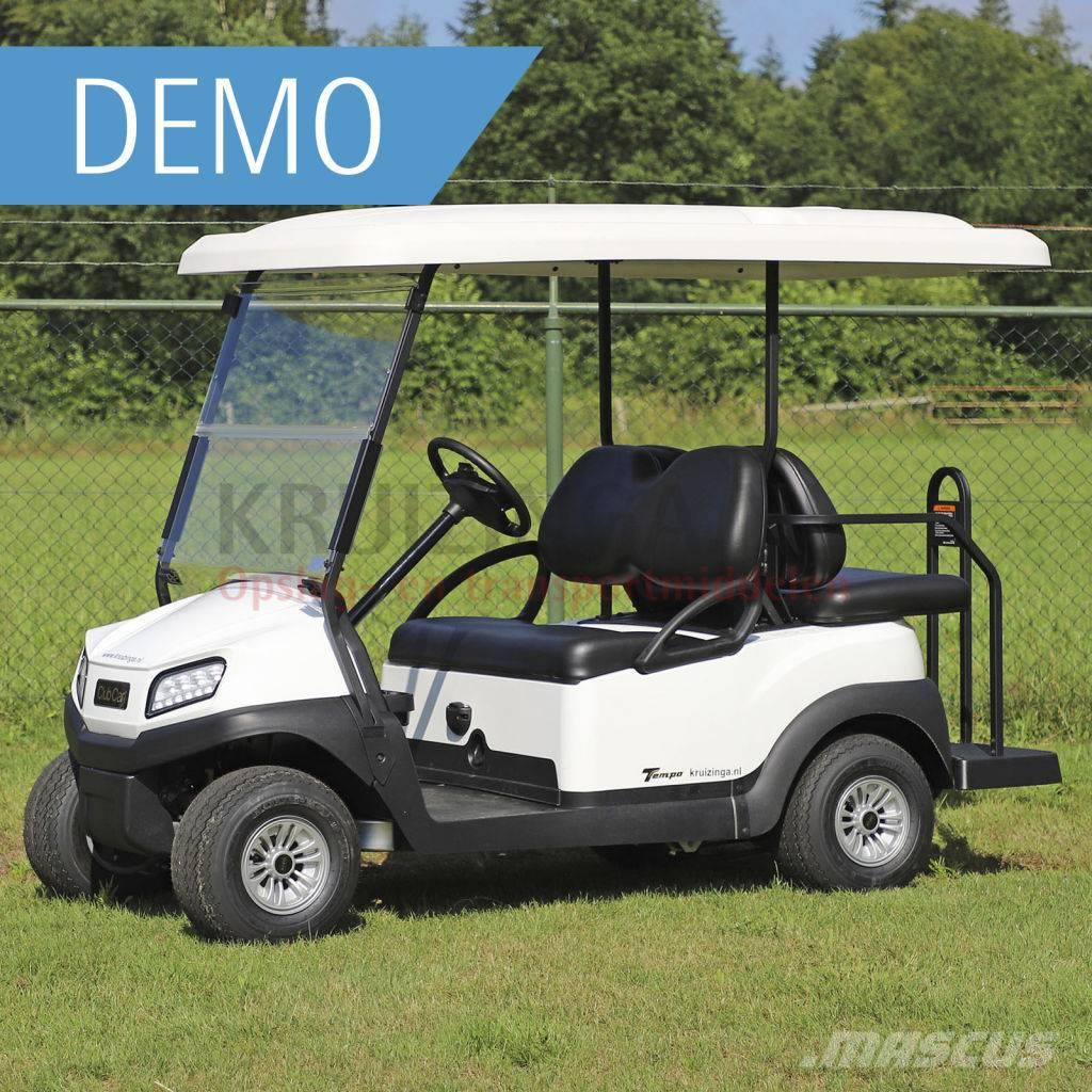 Club Car Tempo Golf Carts Year Of Manufacture 2018 Mascus Uk