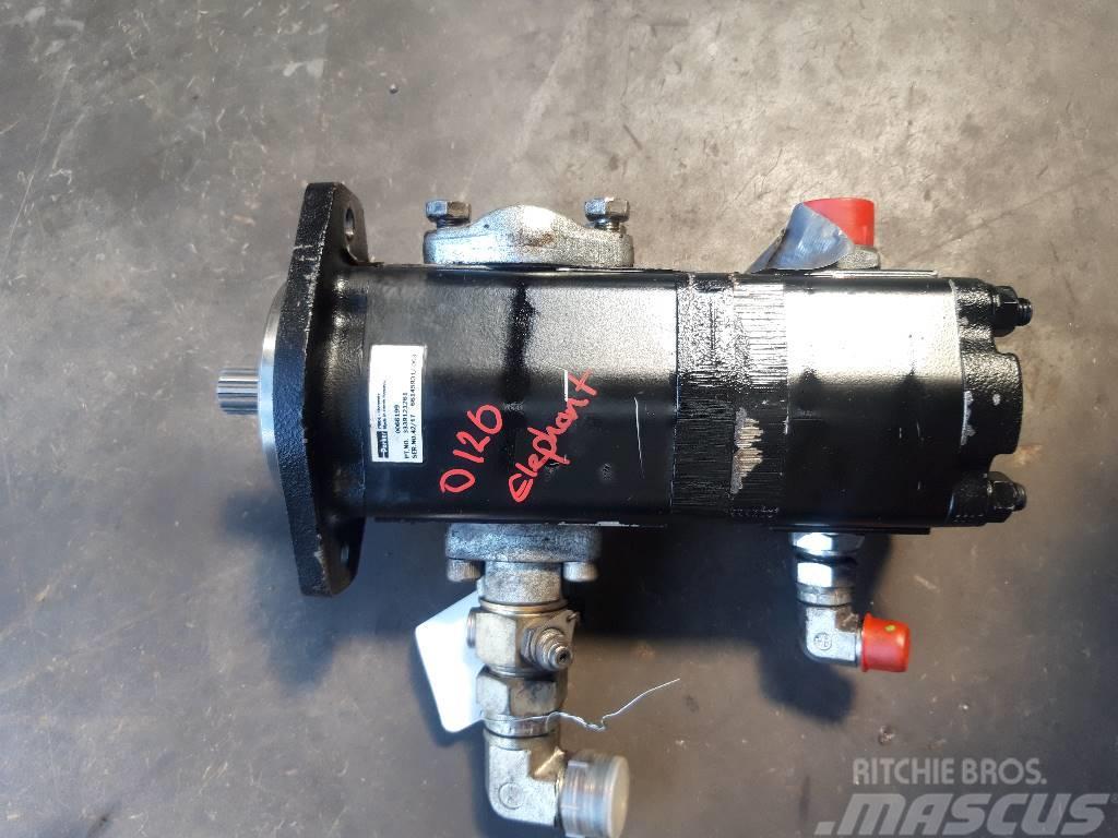 Ponsse Elephant Cooler Motor Parker