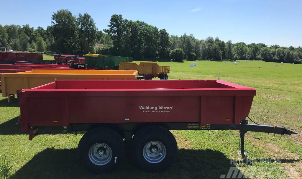 Waldung 7 ton för hjulgrävare