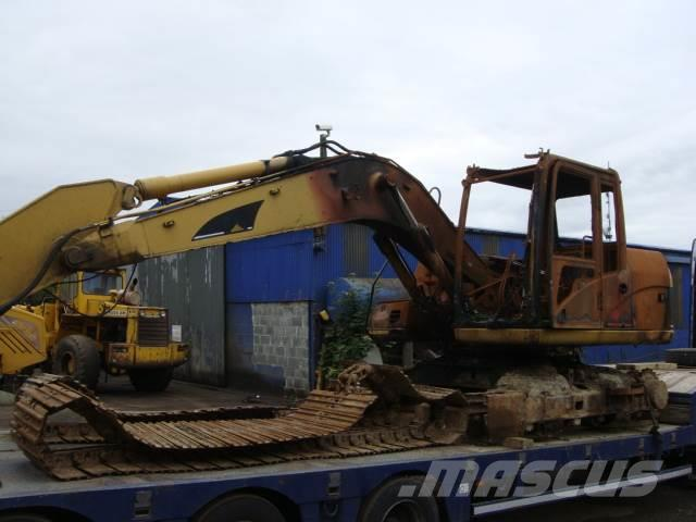 Caterpillar 312C Dismantled for spare parts only