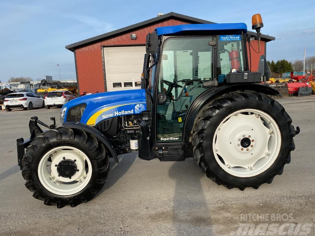 New Holland T4040 SS, FLP 2.795tim