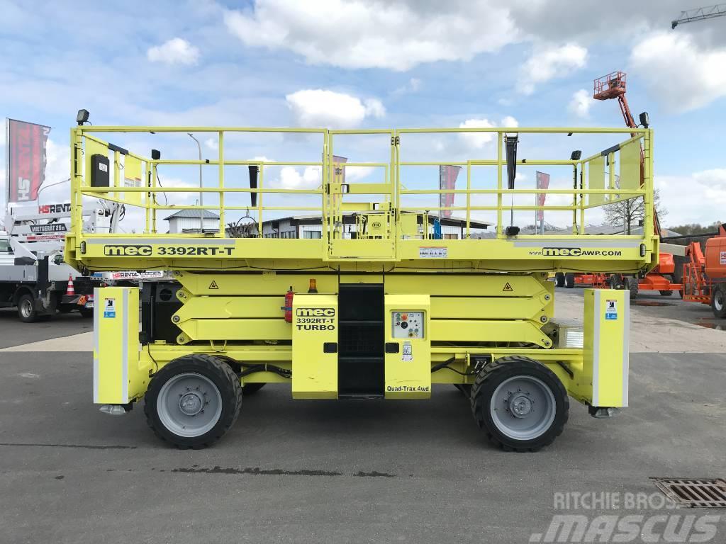MEC 3392RT-T diesel 4x4 12m SUPERDECK (1345)