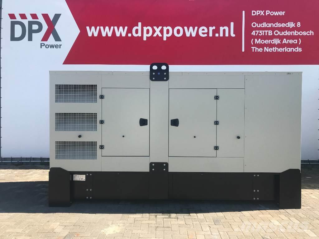 Scania Stage IIIA - DC9 - 275 kVA Generator - DPX-17820