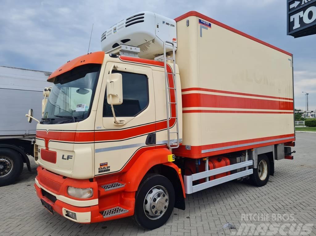 DAF LF55.220 / 4m tovar / GLAJZEVI / EU brif