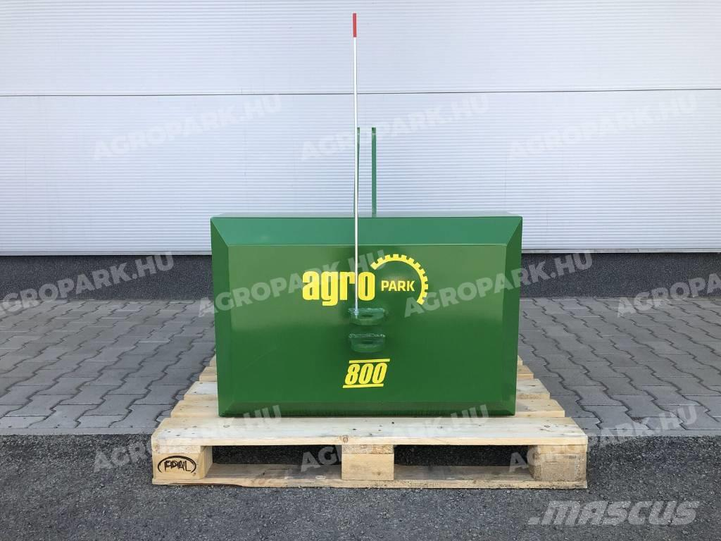 AGROPARK front hitch weight