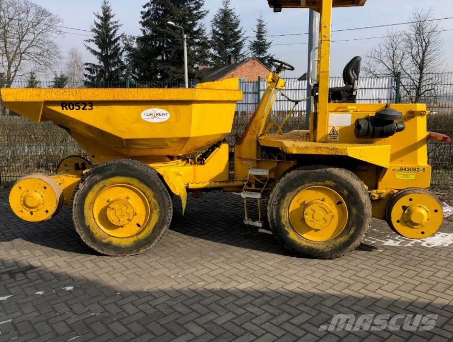 [Other] Road Rail dumper Thwaites 6T