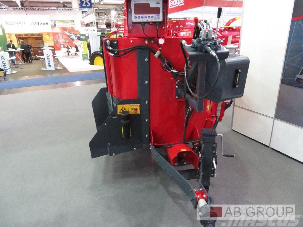 Fimaks Mixer feeder/Melangeuse/Wóz paszowy 2,5 m3
