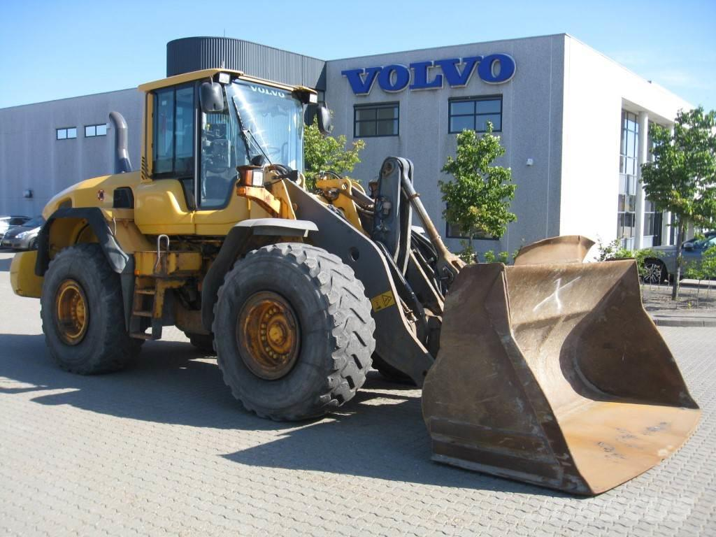 Volvo L120G