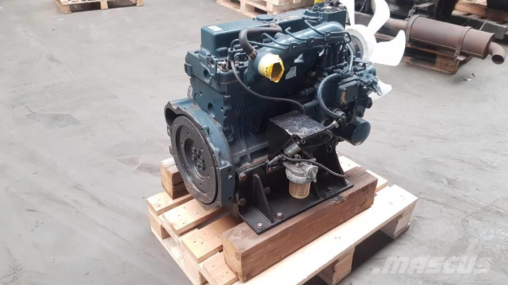 Kubota V2203_engines   Pre Owned Engines for sale - Mascus