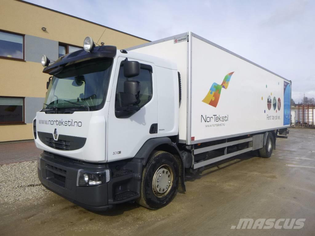 Renault PREMIUM 370 4X2 + LIFT+TRAILER READYNESS
