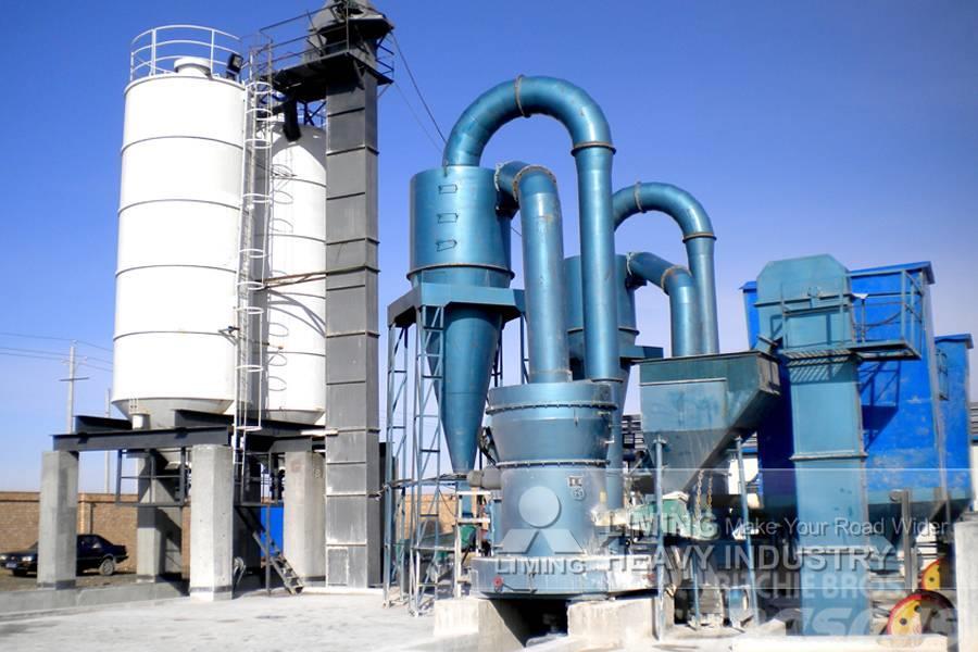 Liming TGM 4-х валковая мельница для Гипс 5 т/ч