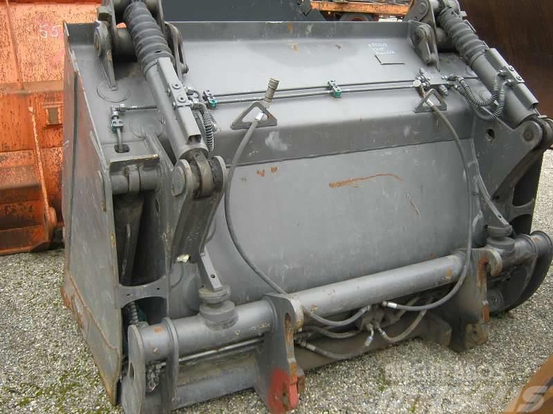 Kaiser Hochkippschaufel 1950mm Hitachi ZW95