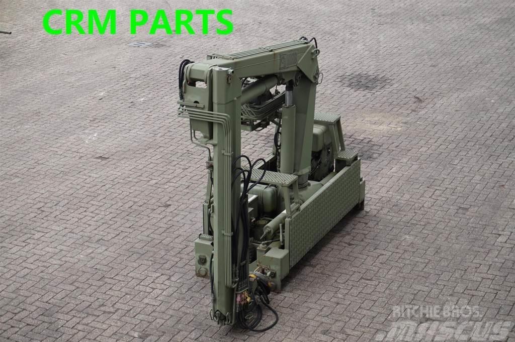 Hiab 965/90 Kraan 6.4m 3000-1400kg (engine hours 14)