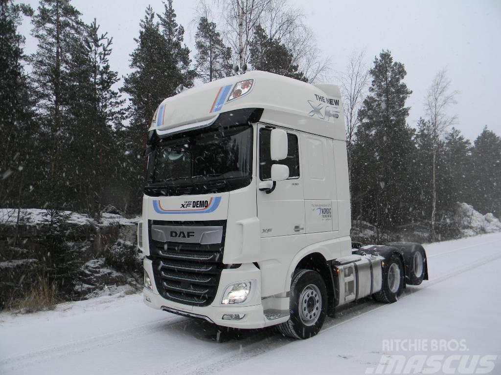 DAF XF530 FTS Vuoden Kuorma-auto - VARAA KOEAJO