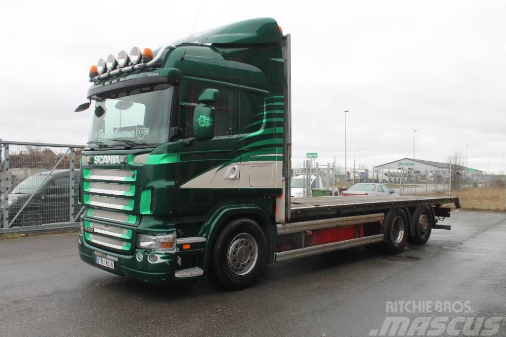 Scania R420 LB 6X2 Euro 5