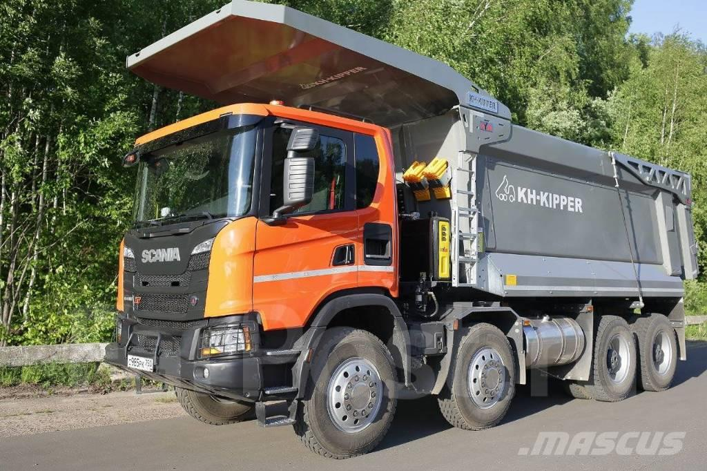 Scania G440 CB 8X4 EHZ