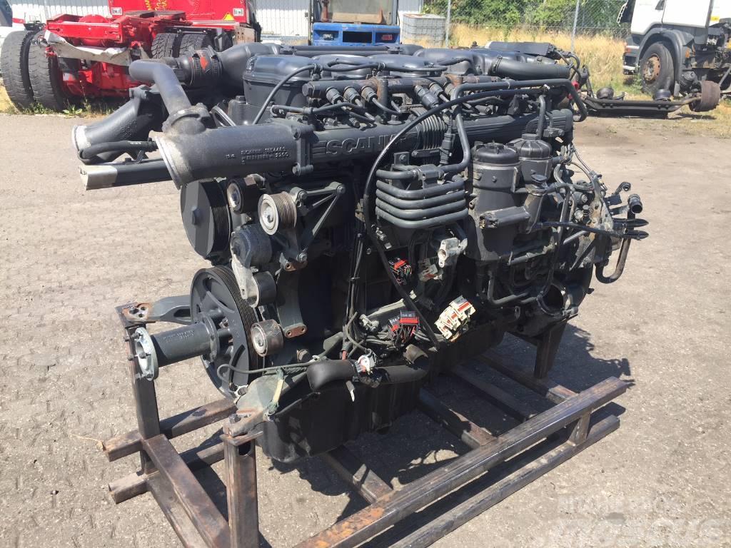 Scania DC937 / 320 HP XPI EURO 5